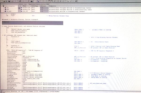 Wir stellen ein: Leiter Software-Programmierung (w/m) | SPS-Programmierer / Siemens S7