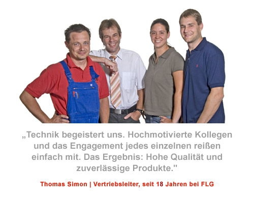 Über uns - FLG Automation AG
